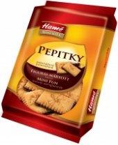 Polomáčené sušenky Pepitky Hamé biscuits