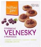 Sušenky pohankové Velnesky Nature Line