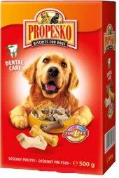 Sušenky pro psy Propesko