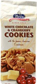 Sušenky s kousky čokolády Merba