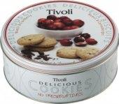 Sušenky s müsli Tivoli - plechová dóza