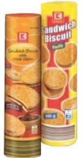Sušenky slepované K-Classic