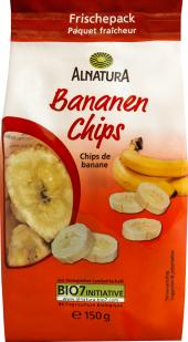 Sušený banán Alnatura