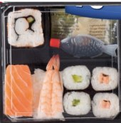 Sushi box Ikuno