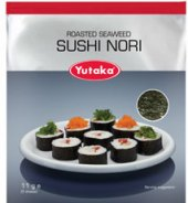 Mořské řasy Sushi Nori Yutaka