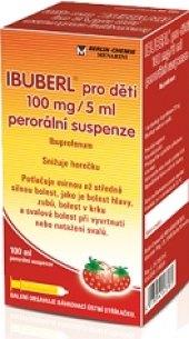 Suspenze pro děti Ibubrel
