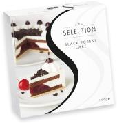 Švarcvaldský dort mražený Selection
