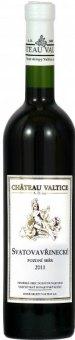 Víno Svatovavřinecké Chateau Valtice - pozdní sběr
