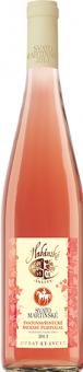 Víno Svatovavřinecké a Modrý Portugal Rosé Habánské sklepy - svatomartinské