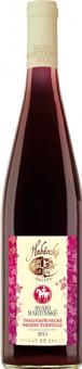 Víno Svatovavřinecké - Modrý portugal Cuvée Habánské sklepy - svatomartinské