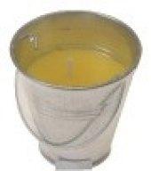 Svíčka v plechu Citronella