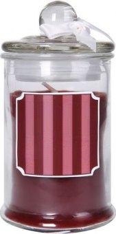 Svíčka dekorační s víčkem F&F