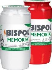 Svíčka hřbitovní olejová Bispol