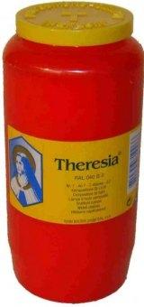 Svíčka hřbitovní olejová Theresia