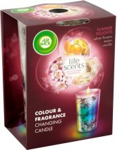 Svíčka Life Scents Colour & Fragrance Air Wick