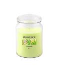 Svíčka ve skle Citronela Provence