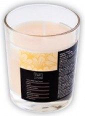 Svíčka ve skle Tesco