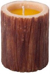 Svíčka ve válcovité kůře Citronella
