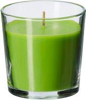 Svíčka venkovní ve skle Melinera