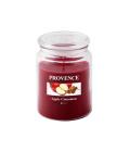 Svíčka vonná ve skle Provence