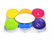 Vonné čajové svíčky