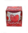 Svíčky ve skle Touch of love Bartek Candles