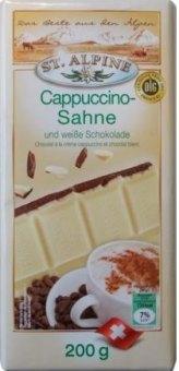 Čokoláda švýcarská St.Alpine