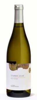 Víno Sylvánské zelené Davinus - pozdní sběr