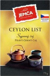 Sypaný čaj Jemča