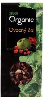 Čaj sypaný Tesco Organic