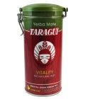 Sypaný zelený čaj Taragüi - plechová dóza