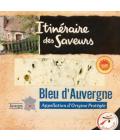 Sýr Bleu d' Auvergne Itinéraire des Saveurs