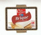 Sýr Brique Chêne d' Argent