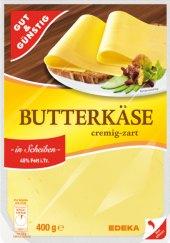 Sýr Butter Gut&Günstig Edeka