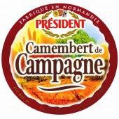 Sýr Camembert de Campagne Président