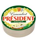 Sýr Camembert jemný pepř Président