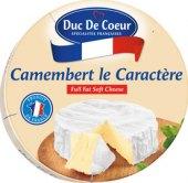 Sýr Camembert le Caractére Duc De Coeur