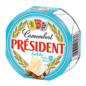 Sýr Camembert light Président