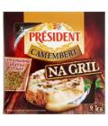 Sýr Camembert na gril + koření Président