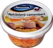 Sýr Camembert nakládaný s česnekem Atlantik