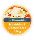 Sýr camembert nakládaný Varmuža