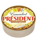 Sýr Camembert s vlašskými ořechy Président