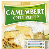 Sýr Camembert Tesco