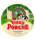 Sýr Camembert Vieux Porche