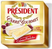 Sýr Carré Gourmet Président