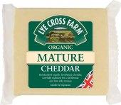 Sýr Čedar bio Lye Cross Farm