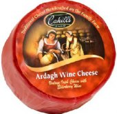 Sýr čedar s červeným vínem Cahill's