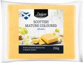 Sýr Čedar Scottish Mature Deluxe