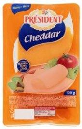 Sýr Čedar Président