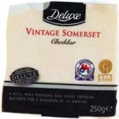 Sýr Čedar Vintage Somerset Deluxe